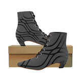 LOW HEEL - POINTED TOE BOOT (Model 052)