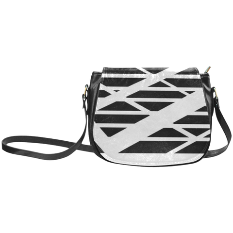 NA222- SADDLE HANDBAG C (Model 1648)