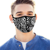 NOC MASK (Pack of 5)