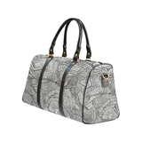 NA222 - SMALL DUFFEL 21 New Waterproof Travel Bag/Small (Model 1639)