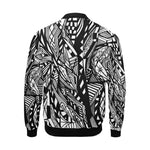 BOMBER All Over Print Bomber Jacket for Men (Model H19)