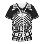 NOC JERZ - Baseball Jersey for Men (Model T50)