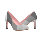 NA222 - 3 INCH HEEL - FIGHT IN PINK