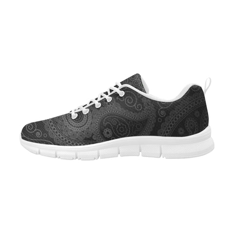NOCTURNAL W RUN X Women's Breathable Running Shoes (Model 055)