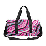 ABSTRACT DUFFLE