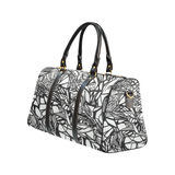 NA222 - SMALL DUFFEL 19 New Waterproof Travel Bag/Small (Model 1639)