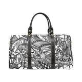 ABSTRACT TRAVEL New Waterproof Travel Bag/Large (Model 1639)