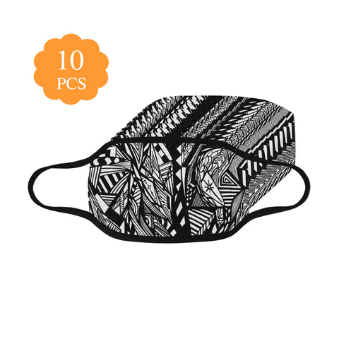 NOC MASK - (Pack of 10)