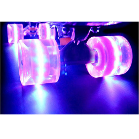 ABSTRACT LED WHEELS