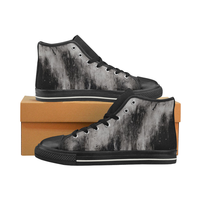 High Top Canvas Women's Shoes