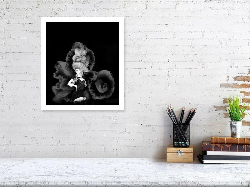 [Limited edition art print] - Noumeda Carbone Art