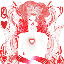 Load image into Gallery viewer, The Queen of Hearts - Limited edition of 100 art prints