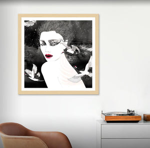 Voyage Privé 2 - Limited edition of 100 fine art prints