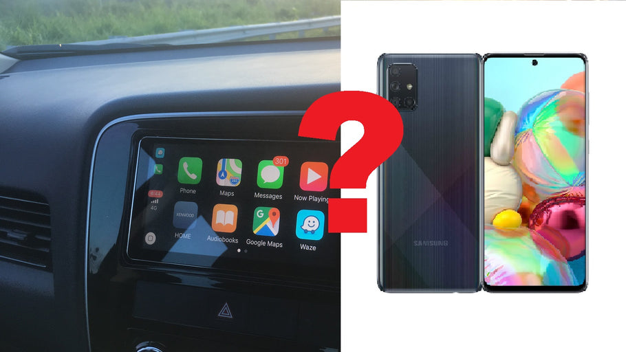 Apple CarPlay avec samsung ?