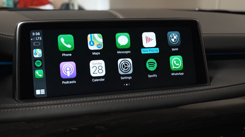 apple carplay bmw x5 f15