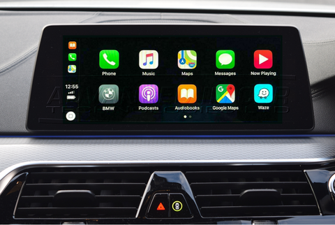 carplay grand écran