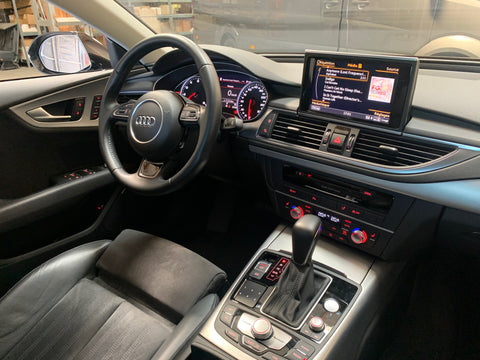 installation Carplay audi a7