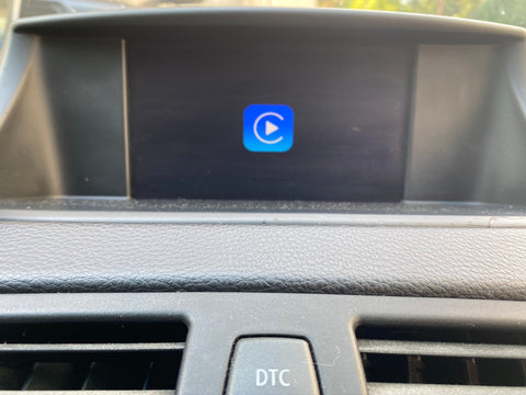 chargement Carplay