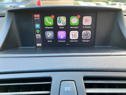 apple Carplay BMW e82 e87 e81 e88