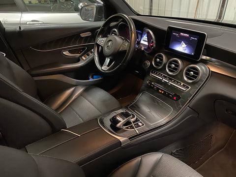 interieur mercedes glc