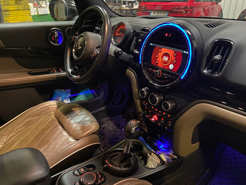 carplay mini countryman