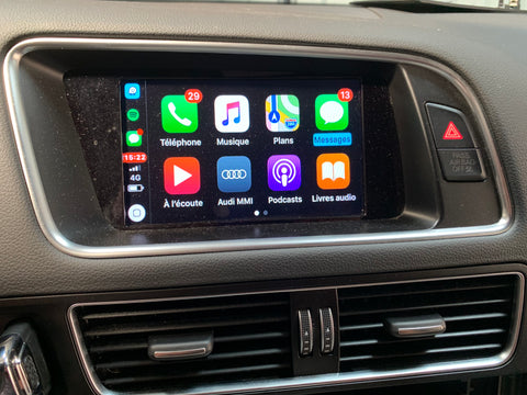 carplay audi sq5