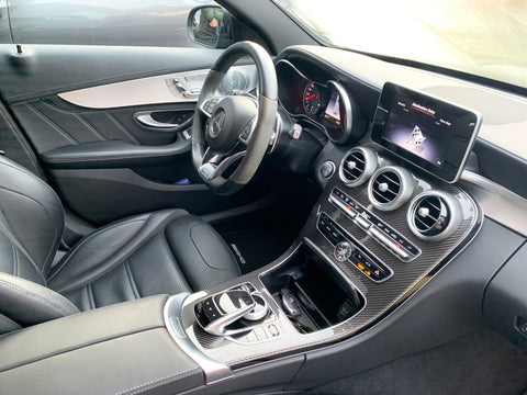 Apple Carplay Mercedes C63 AMG