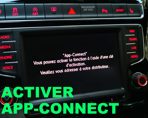 activer app connect