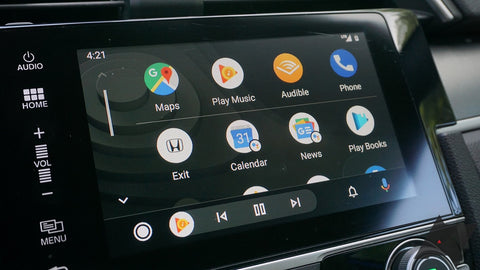 android auto 2021