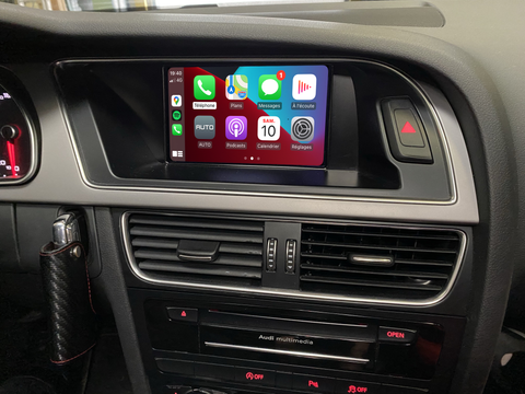 audi a5 carplay