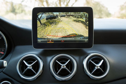 camera de recul carplay