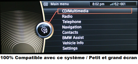 carplay bmw cic