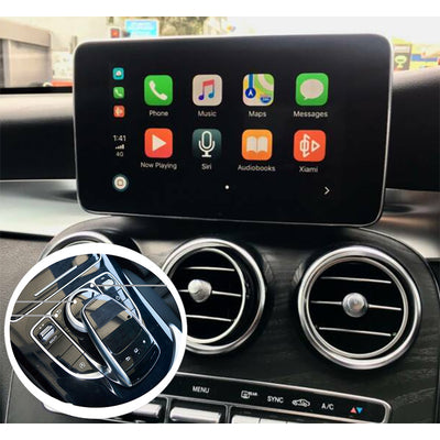 Carplay Mercedes GLC Coupé