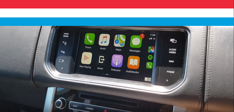 carplay luxembourg