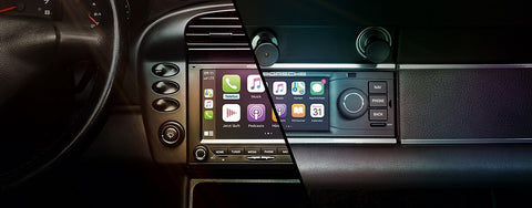 carplay porsche 2000 2001 2002 2003 2004