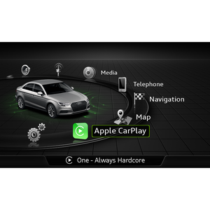 carplay audi mib2