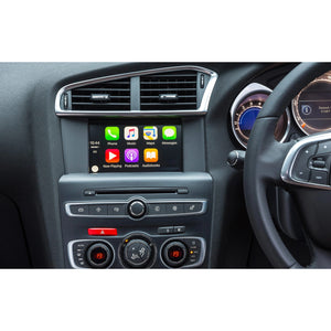carplay sans fil citroen ds4