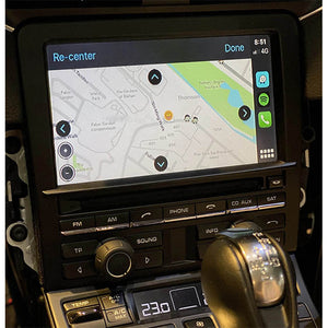 Carplay Porsche CDR-31