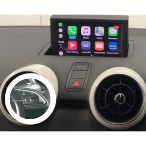 carplay audi a1 q3