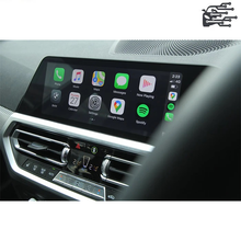 Charger l'image dans la galerie, activation apple carplay id7