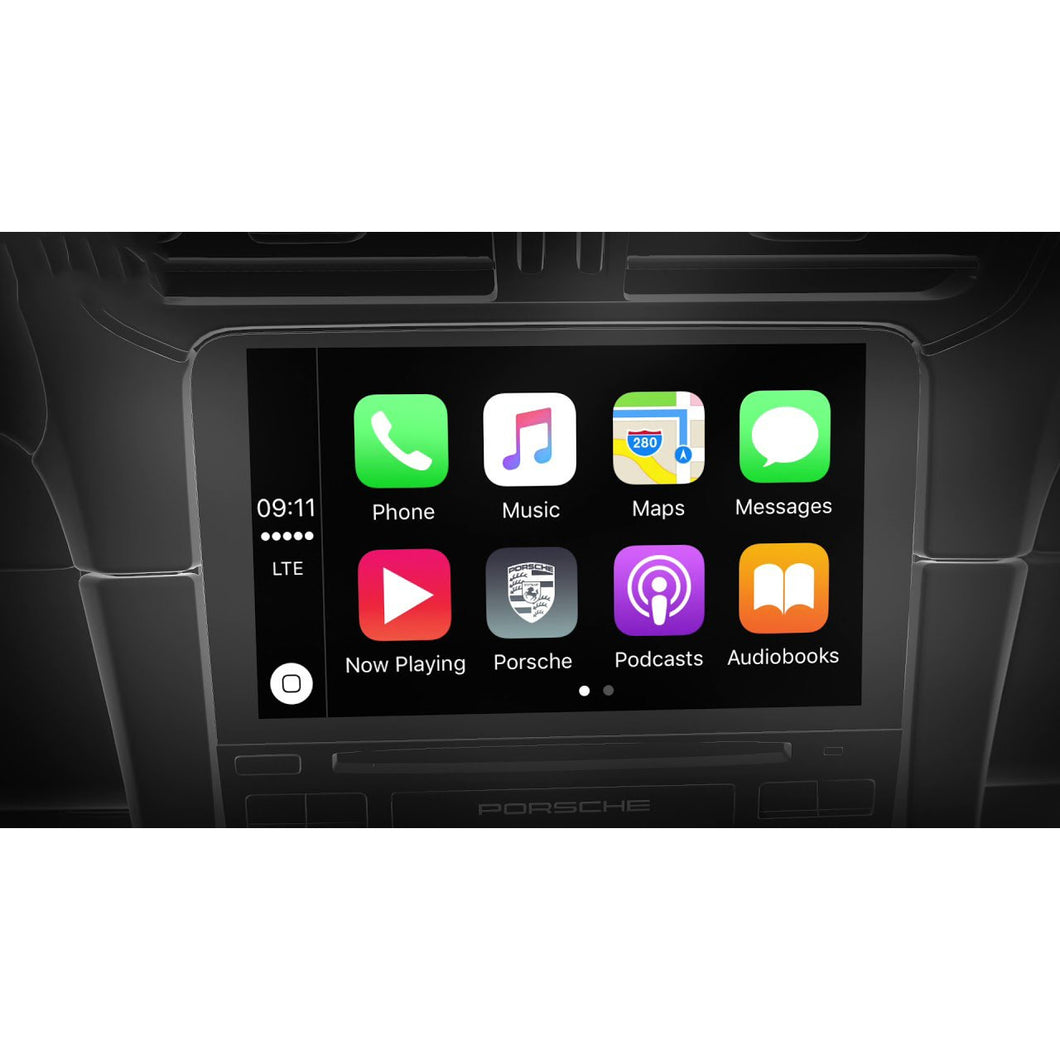 carplay pcm 4