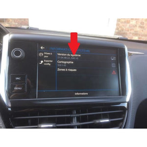 carplay sans fil peugeot nac version