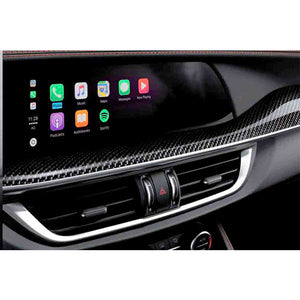 Apple Carplay pour Alfa Romeo Giulia et Stelvio 2018-2020