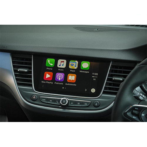 installer carplay opel