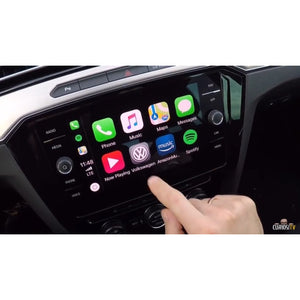carplay passat b8