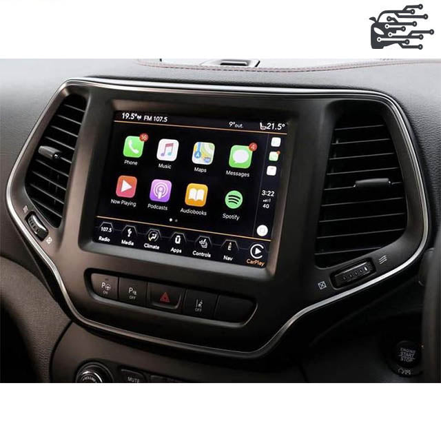 carplay jeep uconnect