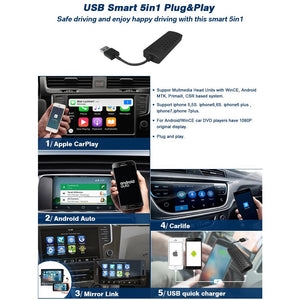dongle apple carplay