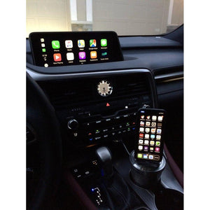 apple carplay lexus rx
