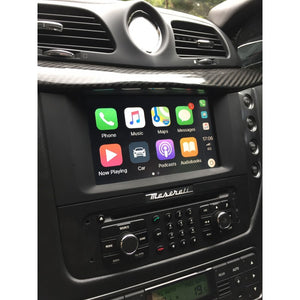 carplay Quattroporte Maserati