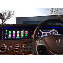Charger l'image dans la galerie, carplay ntg 6.0 mbux installation